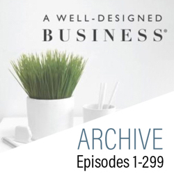 A Well-Designed Business Archive