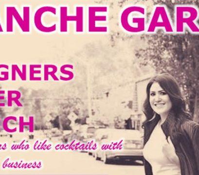 """Blanche Garcia Hosts """"Designers Power Brunch"""""""
