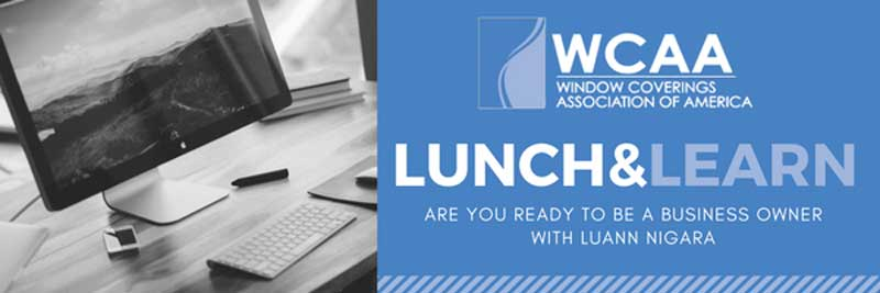 WCAA Lunch and Learn: Are You Ready to Be a Business Owner?