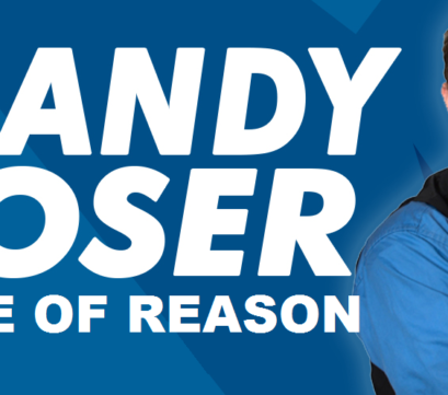 LuAnn's Interview on The Voice of Reason with Andy Hooser