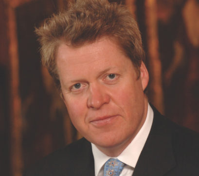 378: Charles, 9th Earl Spencer: Unveils Royal Furniture Line for Theodore Alexander