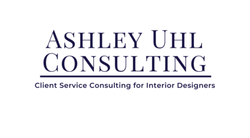 Ashley Uhl Consulting Large Logo with Line