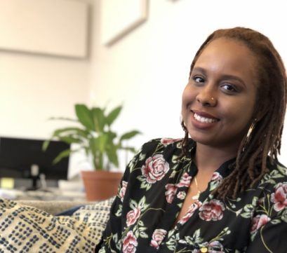 """423: Tiffannie White, The Nappy Bohemian: Your """"Only"""" and Lessons From a New Interior Design Business"""