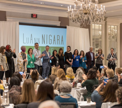 LuAnn Nigara Live 2019 – It's About the Conversation