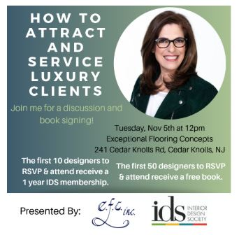 How to Attract and Service Luxury Clients
