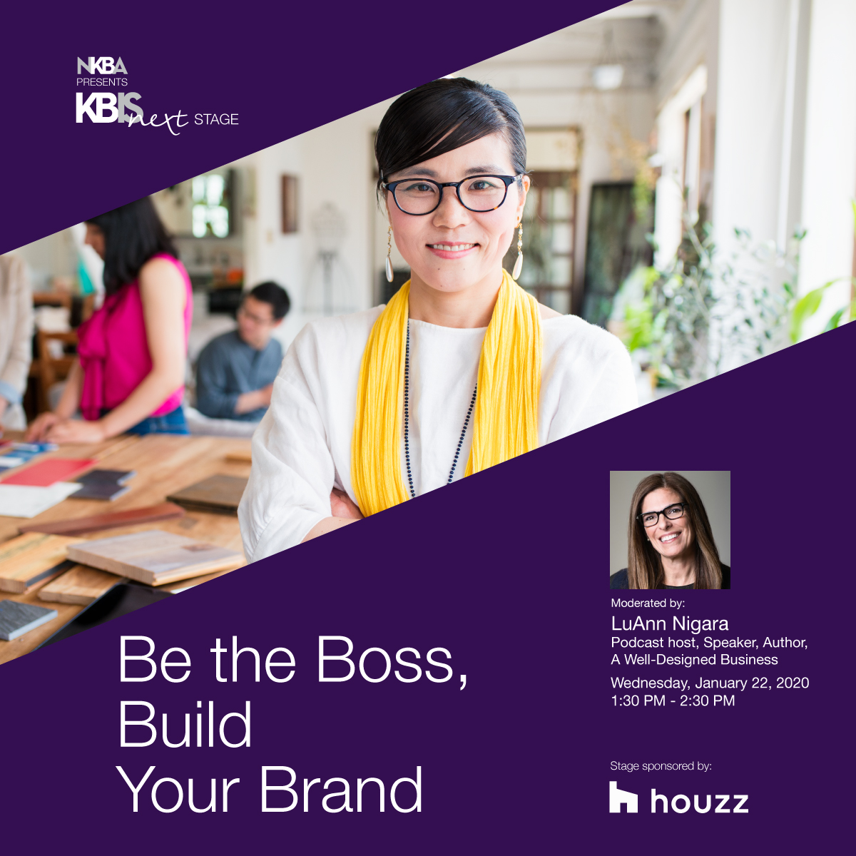 Be the Boss, Build Your Brand